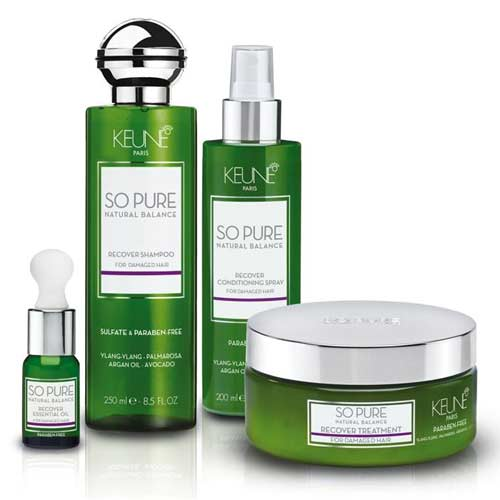 SO PURE NATURAL BALANCE RECOVER TREATMENT