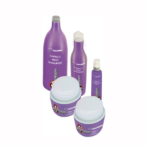 HT TREATMENT SYSTEM-LINE CURLY HAIR