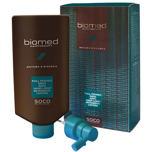 BIOMED: FULL POWER MEN ANTI-LOSS INTENSIVE LOTION