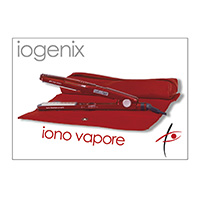 IOGENIX : IONIC STEAM STRAIGHTENER
