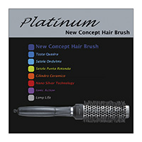 PLATINUM BRUSH