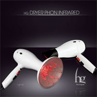 HG DRYER HAIR DRYER INFRAMERAH